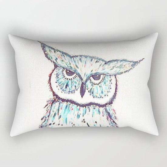 Havin' a Hoot Rectangular Pillow