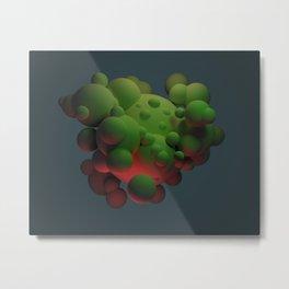 Spheres 1 Metal Print