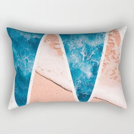 Beach theme Rectangular Pillow