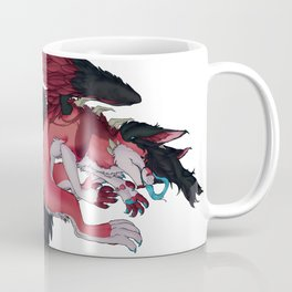 In Love with the Monsters in my Head Coffee Mug
