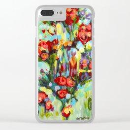 Jardin anglais  version 2-2015 de ÖMISERANY Clear iPhone Case