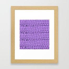 cat-276 Framed Art Print