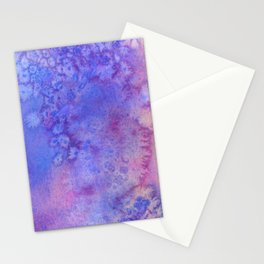 Lilac Waves Stationery Cards