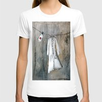 nurse T-shirts featuring nurse by woman