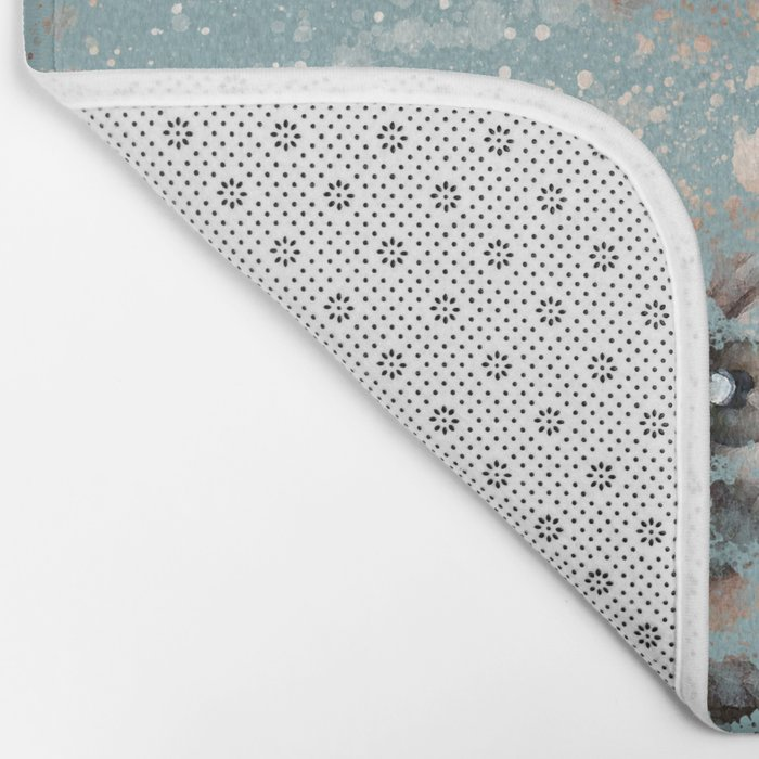 in your eyes Bath Mat