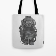 The Dead Diver Tote Bag