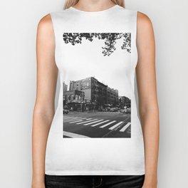 East Village Streets Biker Tank