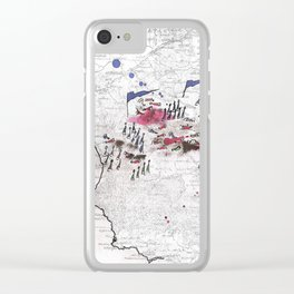 Battlefield II Clear iPhone Case