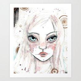 Nell Art Print
