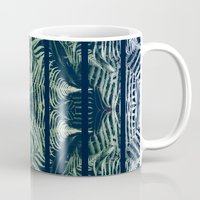 fern Mugs featuring Fern by Good Sense
