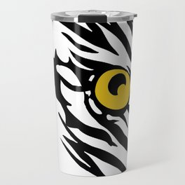 The Eye of the Tiger Travel Mug