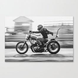 Full Speed Chopper Canvas Print