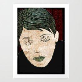 156. Art Print