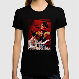 Do it With a Rockstar - Amanda Palmer T-shirt
