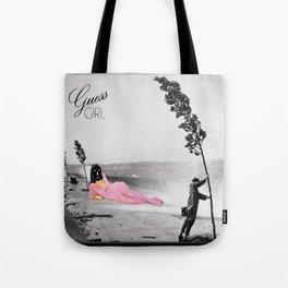 _GUESS GIRL Tote Bag