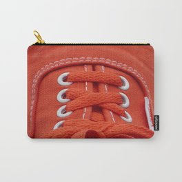Red Sneaker Carry-All Pouch