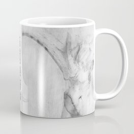 Hunter's In this House Sign Coffee Mug
