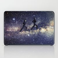 running iPad Cases featuring Running by Cs025