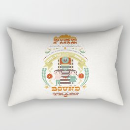 Unbelievers Rectangular Pillow