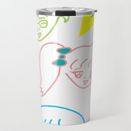 GIRLS 2 | Takahashi-chan Travel Mug