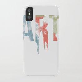 Art & Protest iPhone Case