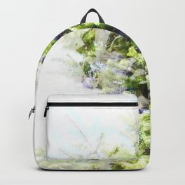 Where the sea sings to the trees - 4 Backpack