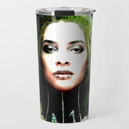BEST NOT TO MESS WITH MOTHER NATURE Travel Mug