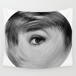 ArcFace - Audrey Hepburn  Wall Tapestry