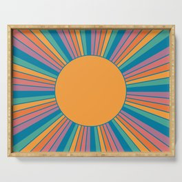 Sunshine State Serving Tray