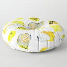 Butterflyfish Floor Pillow
