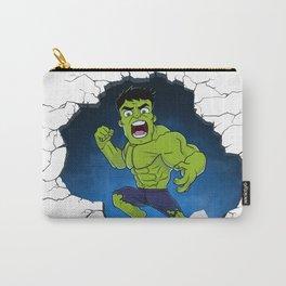 Chibi Hulk Smash! Carry-All Pouch