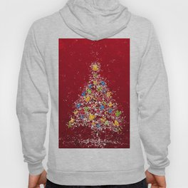 Christmas tree Hoody