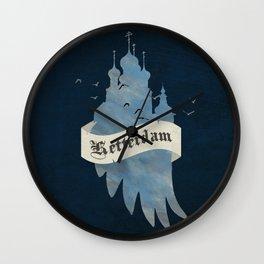 Ketterdam Wall Clock