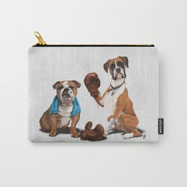 Raging (Wordless) Carry-All Pouch