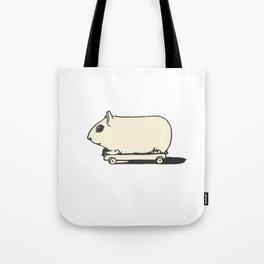 Skate Hamster Tote Bag
