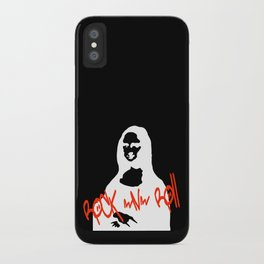 Mona Rock iPhone Case