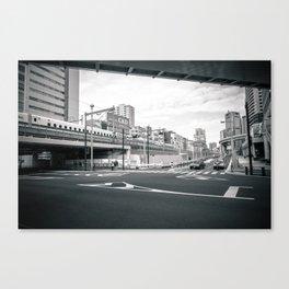 [3JP001] Hamamatsuchou JAPAN Canvas Print