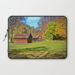Johnson City Tennessee Cabins Laptop Sleeve