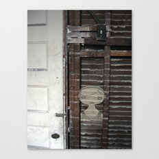 Ghost no. 3 Canvas Print