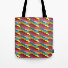 3D Pattern _01 Tote Bag
