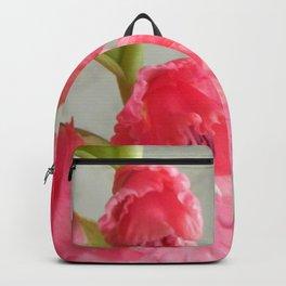 Gladiolus Scape 2 Backpack