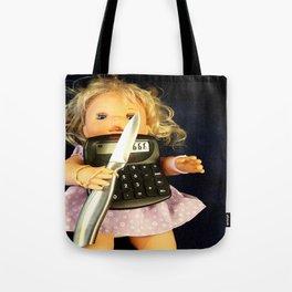 Miss Merry Sunshine Tote Bag