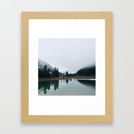 Wilderness Reflections  Framed Art Print