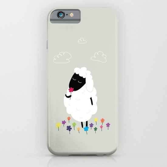 The Happy Flower iPhone & iPod Case
