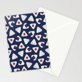 Japanese Rice Ball / Onigiri (おにぎり) Stationery Cards