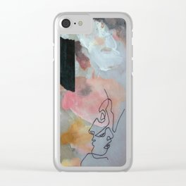 Master of None Clear iPhone Case