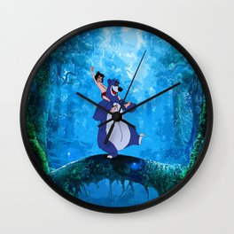 Jungle Book Wall Clock