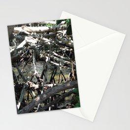Through The Mangrove Stationery Cards