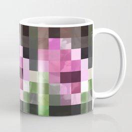 Rosas Moradas 1 Abstract Rectangles 3 Coffee Mug
