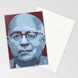Theodor W. Adorno Stationery Cards